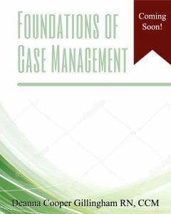Foundations of Case management Book